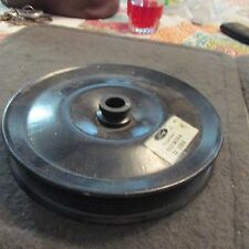 NOS 1985 FORD MUSTANG GT 5.0L MANUAL TRANS POWER STEERING PUMP PULLEY E5ZZ3A733A
