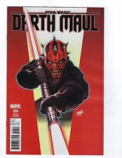Darth Maul # 4 Nakayama Variant Cover NM Marvel Star Wars