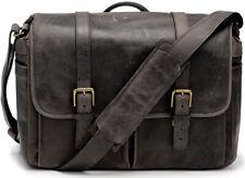 ONA Camera Bag, Dark Truffle Classy Brown, Brixton, Leather
