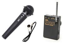 Pro PMW300 XDCAM WHM XLR M wireless handheld mic for Sony PMW100 PMW160 PMW200