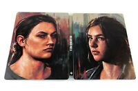 New The Last of Us Part II 2 Steelbook from Ellie Edition PS4 (NO GAME)