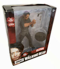 THE WALKING DEAD TV GLENN BLOODY EDITION 10 INCH DELUXE ACTION FIGURE Amc (4)