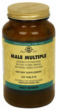 Solgar Male Multiple Tablets 120ct