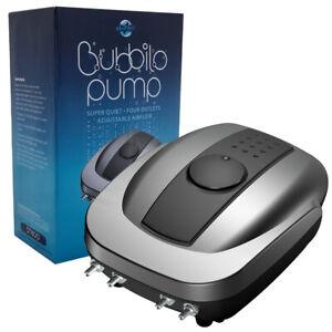 Bubbilo Aquarium Air pump DT800 4 Outlet