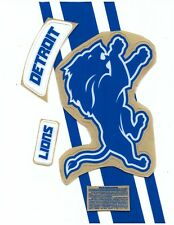Lions Football Helmet Decals Free Shipping