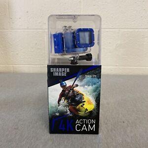 Sharper Image 4k Action Camera SVC701 Wireless WaterProof