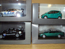 10 x Mercedes scala 1:43 SL55 AMG CLK C ML SLK G Wagen una classe SLS + 2 BONUS