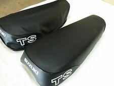 SUZUKI TS100T TS125 TS185 SEAT COVER 1980 TO 1982 MODEL SEAT COVER (S40--n12)