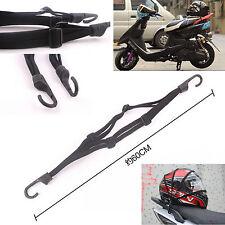 Motorcycle Luggage Rack Fix Helmet Cargo Sundries Storage Elastic Rope Tape Tool
