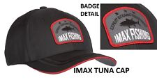 IMAX TUNA BASEBALL CAP SEA BOAT FISHING HAT BEACH SAILING YACHT COD BASS CASUAL
