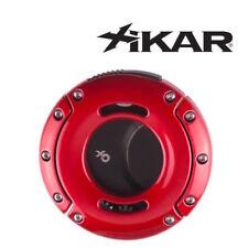 Xikar XO Double Guillotine Cigar Cutter - Red