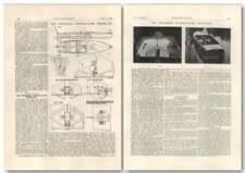 1927 The Hotchkiss Internal Cone Propeller