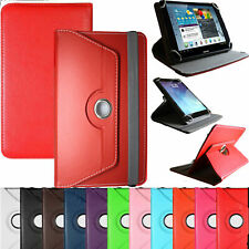 "New Rotatable Pu Leather Case Cover For Android Tablet PC 9.7"" 10"" 10.1"""