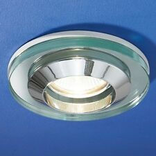 4 x LED Spot Lights Downlights Recessed Ceiling Lights by Hib Round