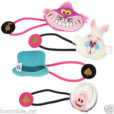 Disney Store Japan Alice In Wonderland Hair Accessory Set Cheshire Cat Oyster