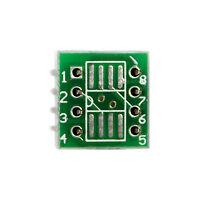 100pcs SOP8 SO8 SOIC8 TO DIP8 Adapter PCB Conveter Board