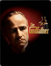 New Sealed The Godfather Steelbook Blu-ray Disc Rare