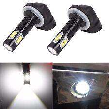 2X 50W Cree LED Fog Driving Lights Bulb 881 862 886 889 894 896 898 White Kit