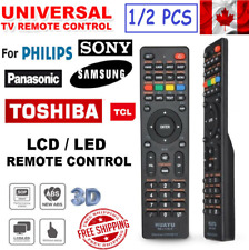 New Universal Smart TV Remote Control Controller LCD/LED HDTV For Sony/Samsung