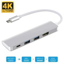 USB C to HDMI 4K Adapter for Samsung DeX Station, USB Type C Hub Desktop PC for