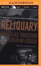 Douglas Preston, Lincoln Child RELIQUARY Unabridged MP3-CD *NEW FAST 1st Cl Ship