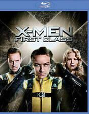X-Men: First Class (Blu-ray Disc, 2014) Brand New