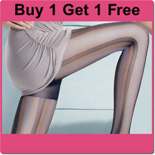 Polyamide Stockings Striped for Women