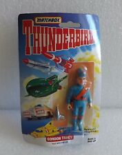 NEW MOC 1994 MATCHBOX THUNDERBIRDS GORDON TRACY PILOT ACTION FIGURE