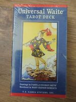 Universal Waite Tarot Deck by A.E. Waite New Cards Book