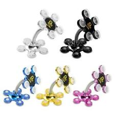 Flower Sucker Stand 360 Rotatable Car Bracket Suction Cup Phone Holder Mount UK