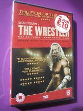 The Wrestler (DVD, 2009);  Mickey Rourke, New and Sealed - FREEPOST