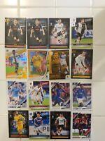 2019/20 Chronicles Soccer card lot (16 cards)