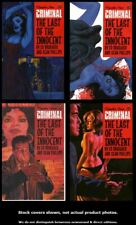 Criminal: The Last of the Innocent 1 2 3 4 Icon 2011 Complete Set Run Lot 1-4 FN