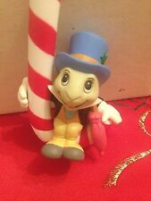 Jiminy Cricket Of Pinocchio Grolier Christmas Magic Ornament New In Box