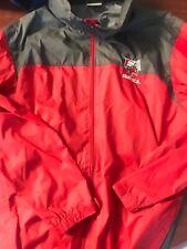 Fairfield University Rainproof Windbreaker Jacket By Columbia Men Large