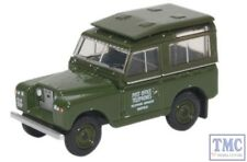 76LR2S003 Oxford Diecast OO Gauge Land Rover Series II SWB Hard Top Post Office