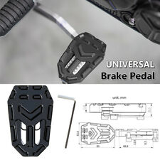 Motorcycle Bike Widening Non-slip Brake Pedal Aluminum Alloy Eye-catching Part