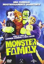 MONSTER FAMILY - THE MOVIE (2018)  DVD - New & sealed PAL Region 2