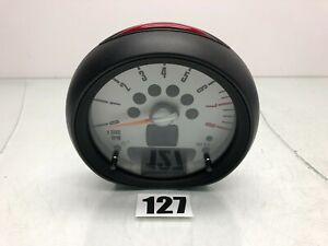 Mini Cooper R56 R55 R57 R58 R59 R60 R61 RPM TACHOMETER GAUGE CLUSTER OEM 9306257