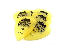 Dunlop Guitar Picks  Ultex Sharp  6 Pack  .73mm  medium  433P.73