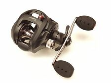 Quantum Zebco Smoke Baitcast Reel 7.3:1 Right Hand Low Profile - SL100HPTA