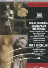 Audio book - Great Historical Shakespeare Record by William Shakespeare  -  Cass