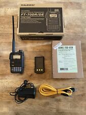 Yaesu FT-70DR Handheld Transceiver WITH RT Systems Cable