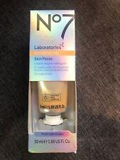 No7 Laboratories Resurfacing skin paste 50ml New