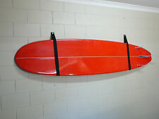 Surfboard Longboard Sling Wall Storage Straps / Rack System - New