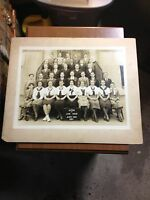 Vintage Photo of a JR High School Class of 1935 Well Dressed Kids Upstate NY