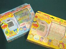 Tamagotchi Ginza Street X2 Limited SET NEW - 4X3 inch. Touch Screen - JP 2006