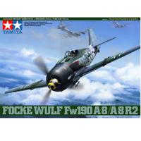 Tamiya 61095 Fock Wolf Fw190 A-8/A-8 R2 1/48