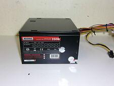 PC Netzteil Xilence (Model: XP350) 350 Watt, ATX 2.3, schwarz
