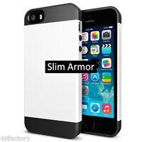 COQUE SLIM TOUGH ARMOR Sgp pour iPHONE 4 4S 5 5S 5C SE + 1 Film écran Offert